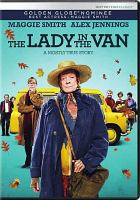Cover image for The lady in the van [videorecording DVD]