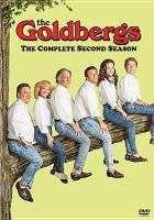 Cover image for The Goldbergs. Season 2, Complete [videorecording DVD]
