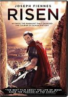 Cover image for Risen [videorecording DVD] (Joseph Fiennes version)