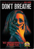 Cover image for Don't breathe [videorecording DVD]