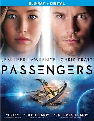 Cover image for Passengers [videorecording Blu-ray]