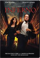 Cover image for Inferno [videorecording DVD] (Tom Hanks version)