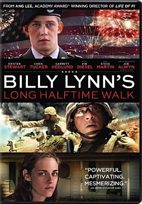 Cover image for Billy Lynn's long halftime walk [videorecording DVD]