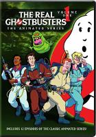 Cover image for The Real ghostbusters. Season 1 [videorecording DVD] : the animated series