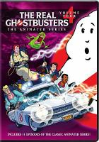 Cover image for The Real ghostbusters. Season 4 [videorecording DVD] : the animated series