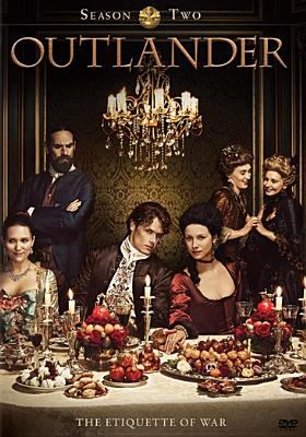 Cover image for Outlander. Season 2, Complete [videorecording DVD]