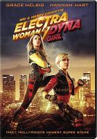 Cover image for Electra Woman & Dyna Girl [videorecording DVD]