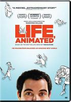 Cover image for Life, animated [videorecording DVD]