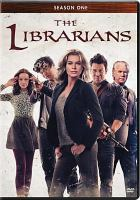 Cover image for The Librarians. Season 1, Complete [videorecording DVD].