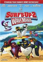 Cover image for Surf's up 2 [videorecording DVD] : wave mania