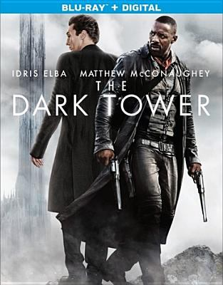 Cover image for The dark tower [videorecording Blu-ray]