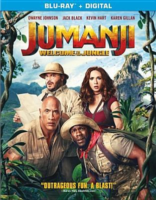 Cover image for Jumanji. Welcome to the jungle [videorecording Blu-ray]