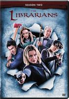 Cover image for The Librarians. Season 2, Complete [videorecording DVD].
