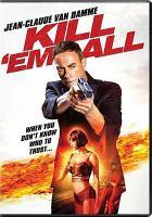 Imagen de portada para Kill 'em all [videorecording DVD]