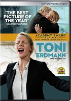 Cover image for Toni Erdmann [videorecording DVD]