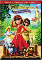 Cover image for The swan princess, royally undercover [videorecording DVD]