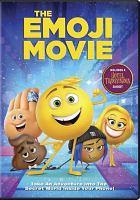 Cover image for The emoji movie [videorecording DVD]