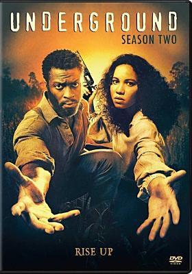 Cover image for Underground. Season 2, Complete [videorecording DVD].