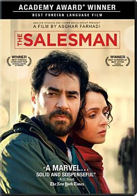 Cover image for The salesman [videorecording DVD]