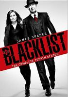 Cover image for The Blacklist. Season 4, Complete [videorecording DVD]