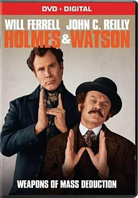 Cover image for Holmes & Watson [videorecording DVD]