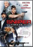 Cover image for Sniper : ultimate kill [videorecording DVD]