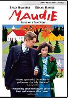 Cover image for Maudie [videorecording DVD]