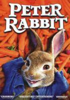 Cover image for Peter Rabbit [videorecording DVD] (Rose Byrne version)