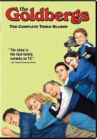 Cover image for The Goldbergs. Season 3, Complete [videorecording DVD]