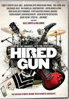 Cover image for Hired gun [videorecording DVD]