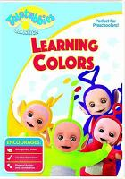 Imagen de portada para Teletubbies classics. Learning colors [videorecording DVD].