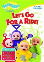 Imagen de portada para Teletubbies. Let's go for a ride! [videorecording DVD].