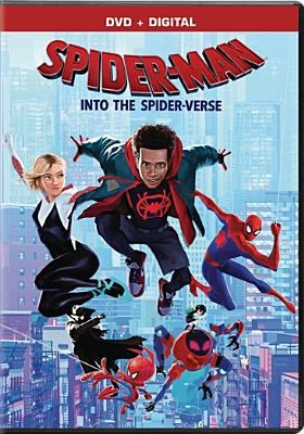 Cover image for Spider-Man, into the spider-verse [videorecording DVD]