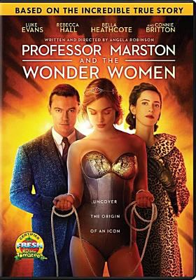 Cover image for Professor Marston and the Wonder Women [videorecording DVD]