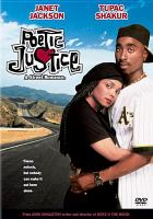 Cover image for Poetic justice a street romance
