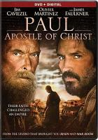 Cover image for Paul, apostle of Christ [videorecording DVD]