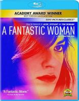 Cover image for A fantastic woman [videorecording Blu-ray]