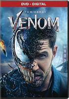 Cover image for Venom [videorecording DVD] (Tom Hardy version)