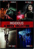 Imagen de portada para Insidious [videorecording DVD] ; Insidious Chapter 2.