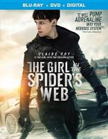 Cover image for The girl in the spider's web [videorecording Blu-ray]