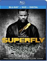 Cover image for Superfly [videorecording Blu-ray]