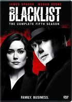 Cover image for The Blacklist. Season 5, Complete [videorecording DVD].
