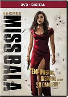 Cover image for Miss Bala [videorecording DVD]