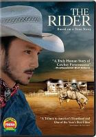 Cover image for The rider [videorecording DVD]