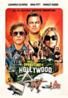 Cover image for Once upon a time in Hollywood [videorecording DVD]