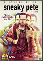 Cover image for Sneaky Pete. Season 1, Complete [videorecording DVD]