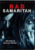 Cover image for Bad samaritan [videorecording DVD]