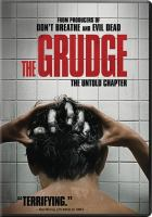 Cover image for The grudge : the untold chapter [videorecording DVD] (John Cho version)