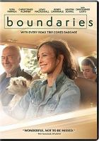 Cover image for Boundaries [videorecording DVD]