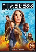 Cover image for Timeless. Season 2, Complete [videorecording DVD].